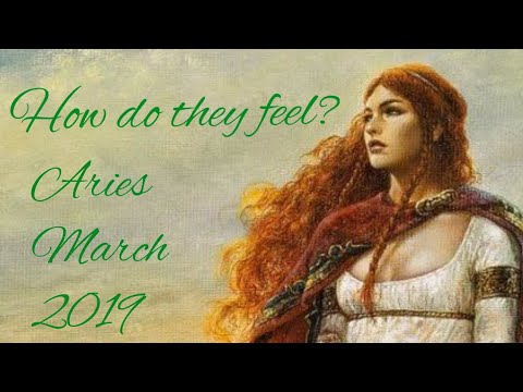 Aries how do they feel? March 2019 - And if you don't know, now you know....Golden goblets only!!!