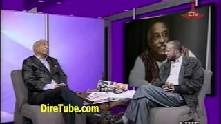 Arhibu Interview With Father Of EthioJazz - Mulatu Astatke - Part 2