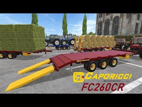 Caporicci FC260CR v1.0.0.0