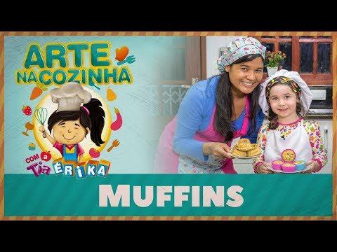 MUFFINS | Especial de férias com a Tia Érika