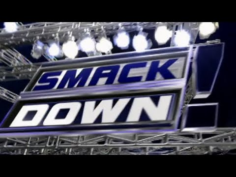 WWE Friday Night Smackdown! 2007 intro/ pyro
