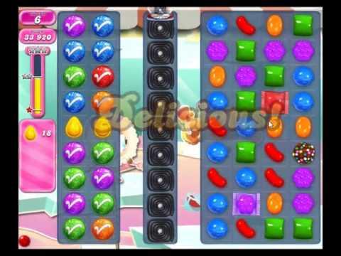 Candy Crush Saga Level 1823 - NO BOOSTERS