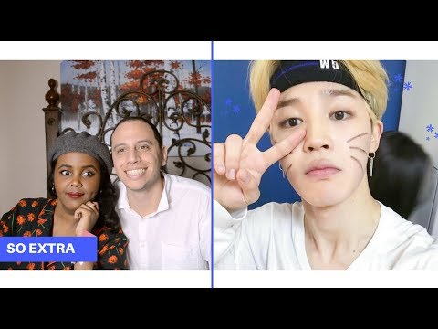 BTS BEING A LOUD SQUAD REACTION (BTS REACTION)
