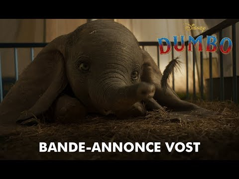 Dumbo (2019)   Bande-Annonce VOST   Disney BE