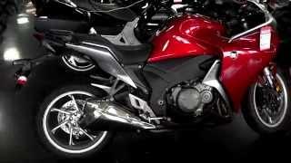 7. SALE : 2012 Honda VFR1200 & 2010 Honda VFR1200 Walk Around - Honda of Chattanooga in TN
