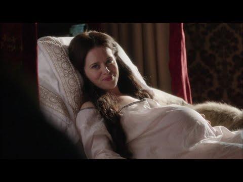 Claire Foy - Anne Boleyn S1E3 - Pregnant Elizabeth l - Wolf Hall