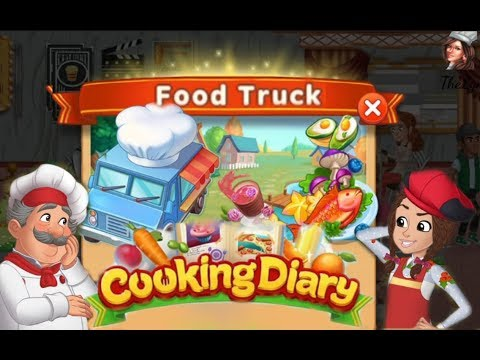 Cooking Diary/ Food Truck Challenge/ Compass Taste Fair