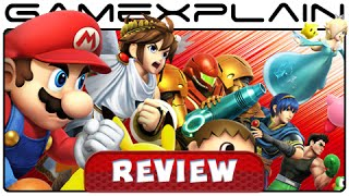 Gamexplains sm4sh for 3ds review