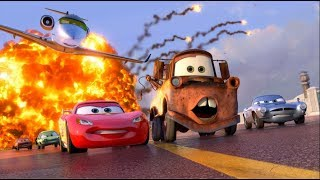 Nonton Cars 2 Movie 2011   Owen Wilson  Larry The Cable Guy  Michael Caine Film Subtitle Indonesia Streaming Movie Download
