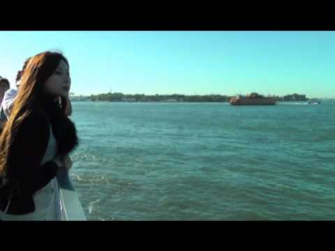 Caos Caos Caos白石乃梨 in NY part2(liberty island)