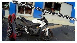 4. 2018 Zero SR Charge Tank Ride Review