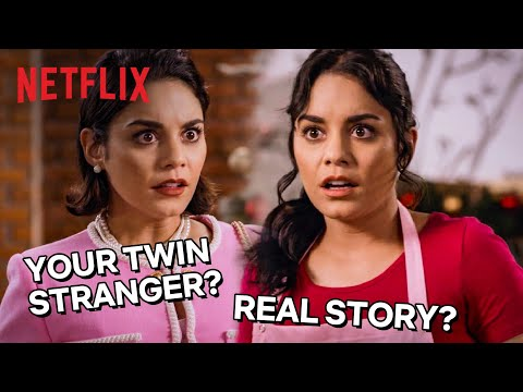 Is The Princess Switch A True Story? | The Princess Switch 2 | Netflix