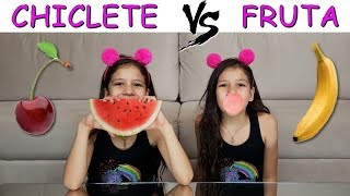 Video CHICLETE VS FRUTA MP3, 3GP, MP4, WEBM, AVI, FLV Februari 2018