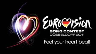 Eurovision 2011 Albania - Aurela Gace - Feel The Passion (karaoke / Instrumental)