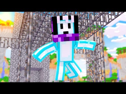 BeaconCream ikut NINJA WARRIOR!! - Minecraft Parkour Indonesia