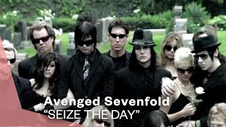 Video Avenged Sevenfold - Seize The Day (Video) MP3, 3GP, MP4, WEBM, AVI, FLV November 2017