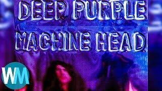 Top 10 Best Deep Purple Songs