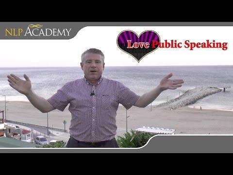 Love Public Speaking with John Grinder