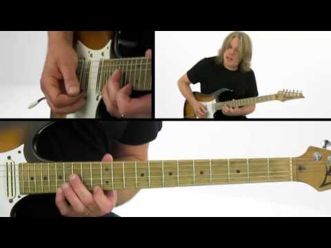 Andy Timmons Guitar Lesson – #7 Arpeggios & Triads – Electric Expression