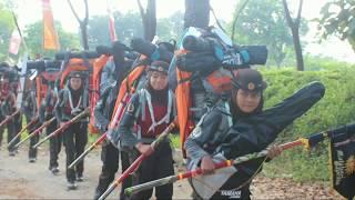 Sepenggal kisah perjalanan Regu Matahari Srikandi Gapesda Kwarran Cilongok Kwarcab Banyumas di Lomba Tingkat IV (LT-IV)...