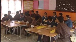 DFC2012 Bhutan : Babesa Middle Secondary School