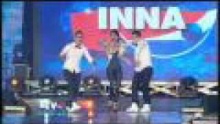 INNA live ProTvelion - Deja Vu ( Bucharest )