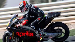 9. Aprilia RSV4 MotoGP 2016  first ride test