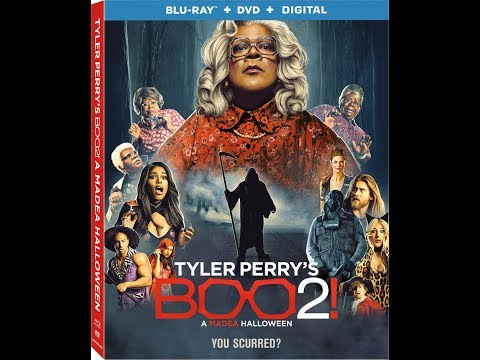 Boo 2! A Madea Halloween Blu-ray Unboxing