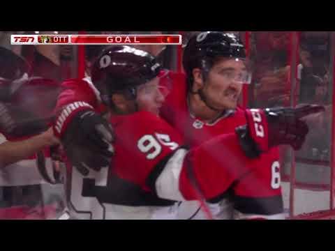 Video: Vegas Golden Knights vs Ottawa Senators   NHL   NOV-08-2018   20:30 EST
