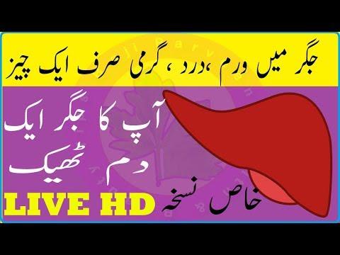 लिवर रोग उपचार - लिवर रोग होम उपचार - उर्दू लिवर रोगों में वसामय यकृत रोग