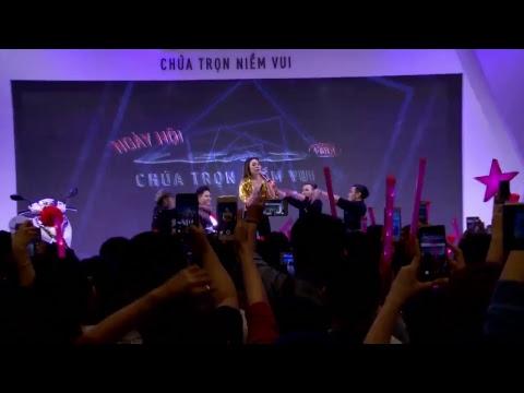 Livestream Honda VietNam & Mỹ Tâm, Noo Phước Thịnh tại HN, HCM, Cần Thơ