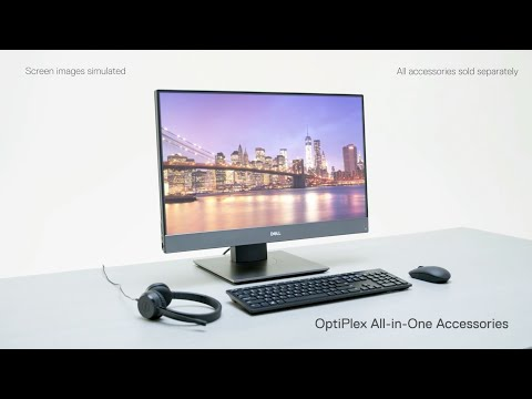 Dell OptiPlex All-in-One Recommended Accessories !_Full-HD