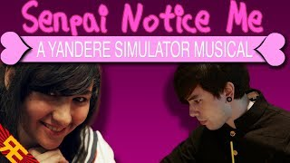 Video Senpai Notice Me: A Yandere Simulator Musical (feat. Nathan Sharp) MP3, 3GP, MP4, WEBM, AVI, FLV Februari 2019