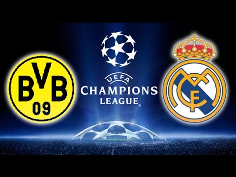 Borussia Dortmund 2-2 Real Madrid - Full Match Highlights & Goals - Champions League - 27/09/2016