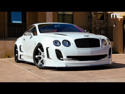 MC Customs Widebody Bentley Supersport