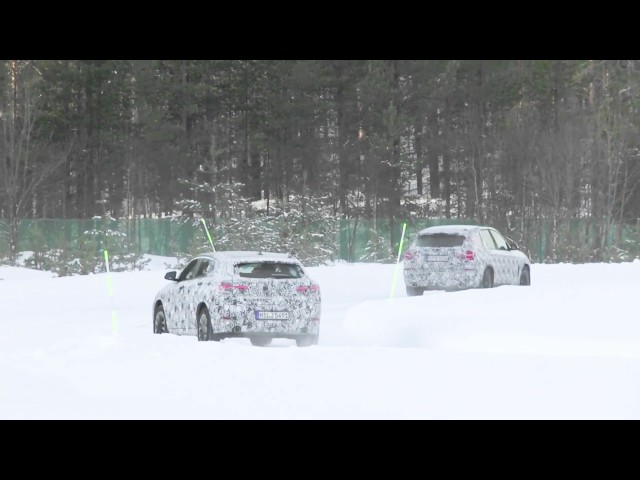 2018 BMW X2 Spied Further Testing On Snow