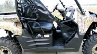 1. Review: 2013 Kawasaki Teryx LE Camo