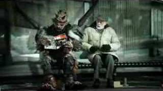 The great HM/Gwar Commercial Spots