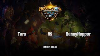 Tars vs BunnyHoppor, game 1