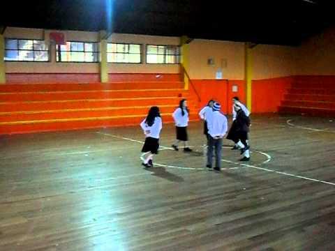 EL COSTILLAR - Mis Compañeros Tuvieron Que Bailar El Costillar Para Una Nota En Ed Fisica & Esta Es Su Coreografia xd.
