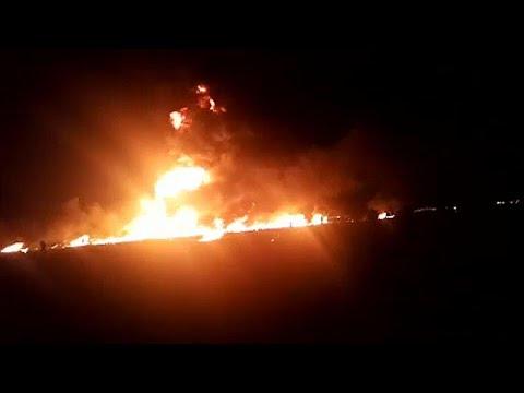 Μεξικό: Φρικιαστικό δυστύχημα σε πετρελαιαγωγό
