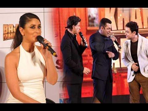 Kareena Kapoor Khan's Funny Moment With Salman Kha