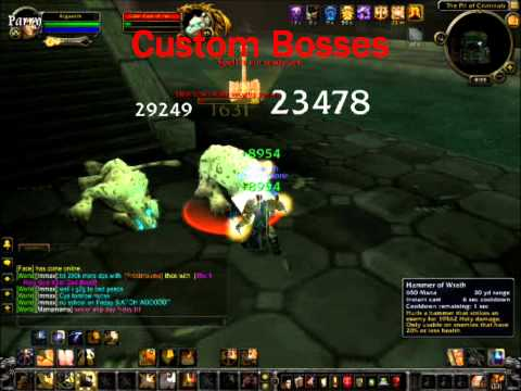Eternion-WoW Cataclysm Private Server – Deathwing