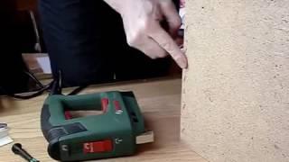 Bosch PTK 14 EDT DuoTac 0603265520 - мебельный оргалит