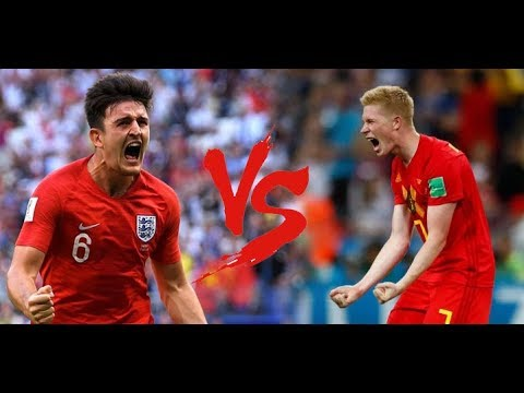 Belgium vs England 2 0 - All Highlights & Goals / 2018 HD