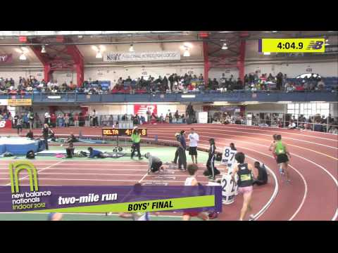 B 2 Mile H02 (Edward Cheserek 8:50.53, HS Nationals 2012)