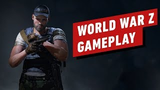 15 Minutes of World War Z Gameplay by IGN
