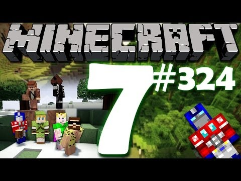 MINECRAFT SEASON 7 # 324 - Hardi wars! «» Let's Play Minecraft Together | HD