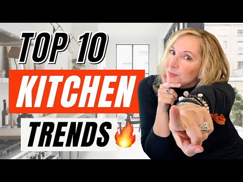 TOP 10 KITCHEN TRENDS for 2020 (that you didn't know about)