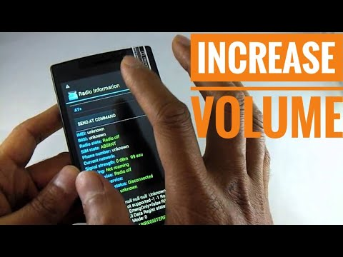 🔥🔥 INCREASE VOLUME OF SPEAKER HEADPHONE MIC OF ANY ANDROID | BOOST PHONE VOLUME TO MAX POTENTIAL